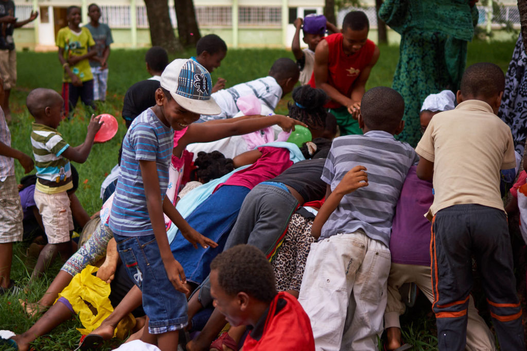 Action Association La Chaumière 974