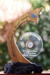 Prix du Bénévolat Mélanie Mezzapesa Mairie de Saint Denis de La Réunion